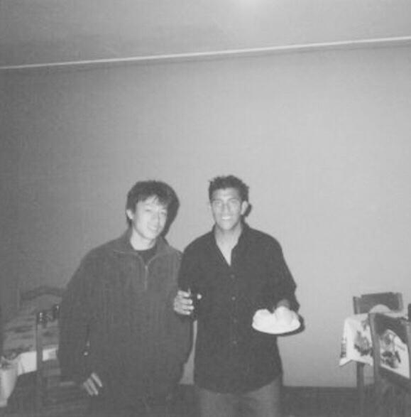 18歳 ブラジルのクラブハウスで